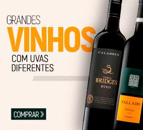 Grandes vinhos e Várias Uvas